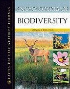 Cover of the book 'Encyclopedia of Biodiversity'