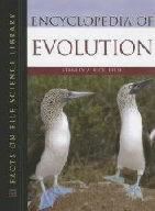 Cover of the book 'Encyclopedia of Evolution'